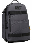 "CAT Millennial Bryan 17.3"" Laptop Multi-Function Backpack Anthracite 80026"
