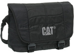 "CAT Millennial Charles 15.4"" Laptop Messenger Bag Black 83000"