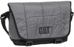 "CAT Millennial Charles 15.4"" Laptop Messenger Bag Anthracite 83000"
