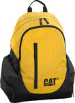"CAT The Project 15.6"" Laptop Backpack Yellow 81102"