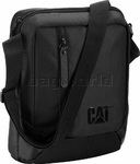 CAT The Project Tablet Shoulder Bag Black 81105