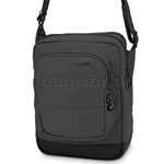 Pacsafe Citysafe LS75 RFID Blocking Anti Theft Cross Body Travel Bag Black 20305