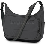 Pacsafe Citysafe LS100 RFID Blocking Anti Theft Tablet Travel Handbag Black 20310