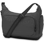 """Pacsafe Citysafe LS200 RFID Blocking Anti Theft 11"""" Laptop or Tablet Handbag Black 20320"""