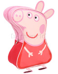 Peppa Pig Backpack Pink PP01