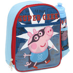 Peppa Pig George Pig Cooler Backpack Blue PP06