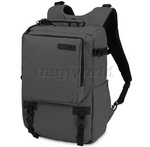 "Pacsafe Camsafe Z16 RFID Blocking Anti Theft Camera & 13.3"" Laptop Backpack Charcoal 15530"