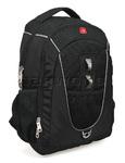"""Wenger 15.4"""" Laptop Backpack Black W9389"""