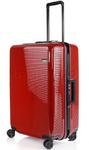 Lojel Horizon Medium 65cm Hardside Suitcase Red JHO65