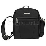 Travelon Classic RFID Blocking Anti-Theft Tour Bag Small Black 42471