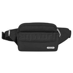 Travelon Classic Anti-Theft Waist Pack Black 42223