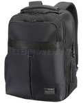 "Samsonite City Vibe 16"" Laptop & Tablet Backpack Jet Black 59555"