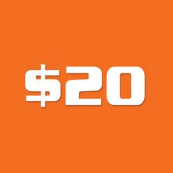 Bagworld Gift Voucher A $20
