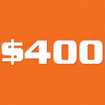 Bagworld Gift Voucher H $400