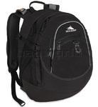 High Sierra Fatboy Backpack Black 53639