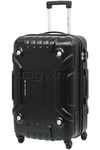 High Sierra Rock Medium 68cm Hardside Suitcase Black 63544