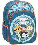 Octonauts Large Backpack with LED Lights Blue OCTO4