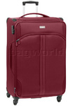 Antler Aire Large 80cm Softside Suitcase Red 60915