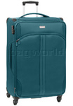 Antler Aire Large 80cm Softside Suitcase Teal 60915