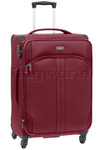 Antler Aire Medium 68cm Softside Suitcase Red 60916