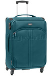 Antler Aire Medium 68cm Softside Suitcase Teal 60916