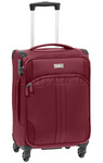 Antler Aire Small/Cabin 56cm Softside Suitcase Red 60926