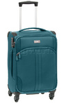 Antler Aire Small/Cabin 56cm Softside Suitcase Teal 60926