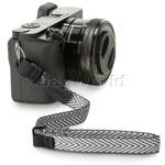 Pacsafe Carrysafe 25 Anti Theft Compact Camera Wrist Strap Grey 15252
