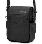 Pacsafe Camsafe V4 RFID Blocking Anti-Theft Compact Camera & Mini Tablet Travel Bag Black 15130