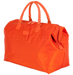 Lipault Lady Plume Weekend Bag Medium Bright Orange 51003