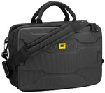 "CAT Cage Covers 15.4"" Laptop Briefcase Black 83020"