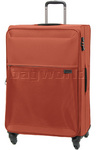 Samsonite 72 Hours Large 78cm Softside Suitcase Burnt Orange 60572
