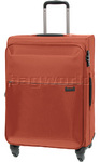 Samsonite 72 Hours Medium 68cm Softside Suitcase Burnt Orange 60571