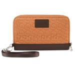Pacsafe RFIDsafe W200 RFID Blocking Women's Travel Wallet Apricot 10720