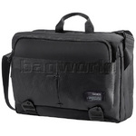 "Samsonite City Vibe 16"" Laptop & Tablet Messenger Bag Jet Black 59562"