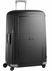 Samsonite S'Cure Extra Large 81cm Hardsided Suitcase Black 64512