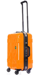 Lojel Carapace Small/Cabin 55cm Hardside Suitcase Orange JCA55