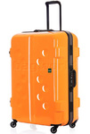 Lojel Carapace Large 79cm Hardside Suitcase Orange JCA79