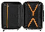 Lojel Carapace Small/Cabin 55cm Hardside Suitcase Orange JCA55 - 4