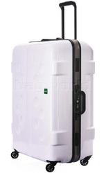 Lojel Carapace Large 79cm Hardside Suitcase White JCA79