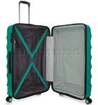 Antler Juno Large 79cm Hardside Suitcase Teal 34922 - 4