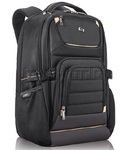 "Solo Pro 17.3"" Laptop & Tablet Backpack Black RO742"
