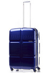 American Tourister Cube Pop Small/Cabin 55cm Hardside Suitcase Midnight Blue 62360