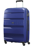 American Tourister Bon Air Large 75cm Expandable Hardside Suitcase Navy 62942