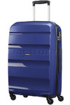 American Tourister Bon Air Medium 66cm Expandable Hardside Suitcase Navy 62941
