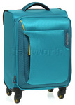 American Tourister Applite Small/Cabin 55cm Softside Suitcase Turquoise 2R001