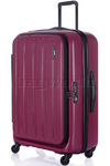 Lojel Hatch Large 73cm Hardside Suitcase Plum JHA74