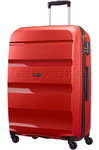 American Tourister Bon Air Large 75cm Hardside Suitcase Red 62942