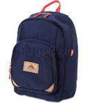 High Sierra Bradley Tablet Backpack Navy 65821