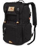 """High Sierra Emmett 17"""" Laptop Backpack Black 63927"""